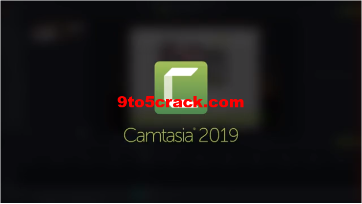 Camtasia Studio 2019.0.9 Crack Serial Key Code Full Premium