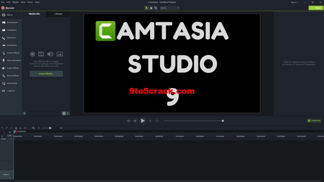 Camtasia Studio 2020.0.11 Crack Serial Key Code Full Premium