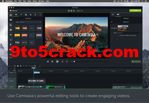 Camtasia Studio Full Crack