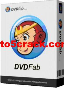 DVDFab 11.0.6.6 Crack Full Registration Key for Lifetime {Torrent}