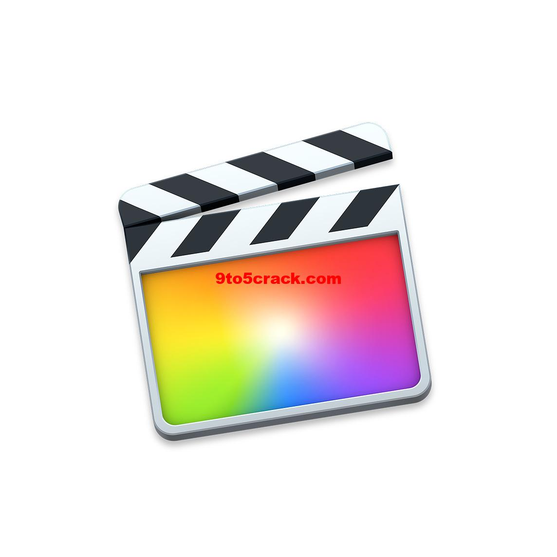 Final Cut Pro X 10.4.8 Crack Mac + Keygen Full Version {Torrent}