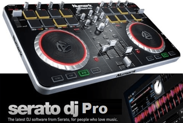 Serato DJ Pro 2.3.2 Crack License Key till 2020 Free Download