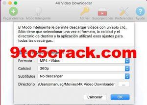 4K Video Downloader 4.11.1.3390 Crack Full License Key till 2022