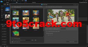 CyberLink PowerDirector 16 Ultimate Crack Incl Activation Code