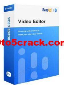 EaseUS Video Editor 1.5.7.28 Crack + Serial Key Generator Torrent 2020